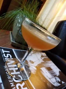 photo of an Ed Hamilton Special Daiquiri